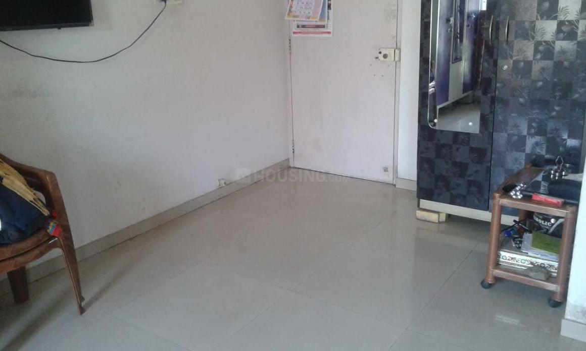 Living Room Image of 325 Sq.ft 1 BHK Apartment for rent in Ghatkopar West for 22000