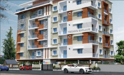 Gallery Cover Image of 1251 Sq.ft 2 BHK Apartment for buy in Puppalaguda for 6500000