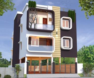 Gallery Cover Image of 1011 Sq.ft 2 BHK Apartment for buy in Nanmangalam for 4040000