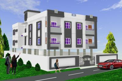Gallery Cover Image of 880 Sq.ft 2 BHK Apartment for buy in Tarakpur for 4900000