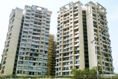 Gallery Cover Image of 1050 Sq.ft 2 BHK Apartment for rent in Simran's Sapphire, Kharghar for 18000
