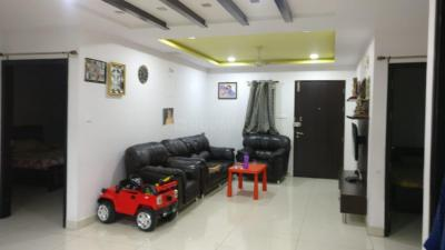 Gallery Cover Image of 1580 Sq.ft 3 BHK Apartment for rent in Kukatpally for 25000