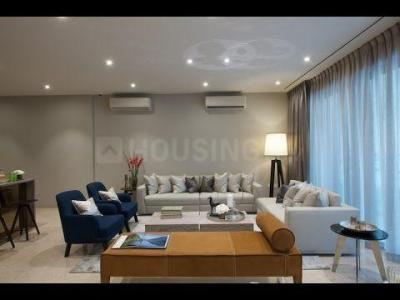 Gallery Cover Image of 1850 Sq.ft 3 BHK Apartment for buy in Oberoi Eternia Towers A to D, Mulund West for 32100000