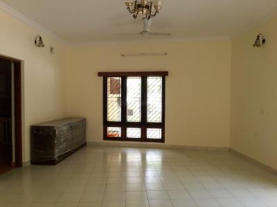 Gallery Cover Image of 1426 Sq.ft 3 BHK Independent Floor for rent in Domlur Layout for 45000