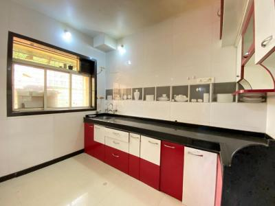 Gallery Cover Image of 990 Sq.ft 2 BHK Apartment for rent in Dombivli West for 15000