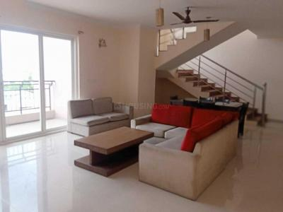 Gallery Cover Image of 3850 Sq.ft 4 BHK Apartment for rent in Akme Encore , Brookefield for 50000