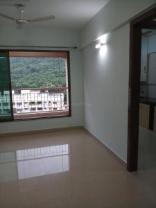 Gallery Cover Image of 625 Sq.ft 1 BHK Apartment for rent in Thane West for 18000
