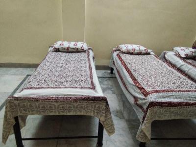 Bedroom Image of Shri Krishna PG in Kopar Khairane
