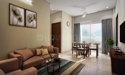 Gallery Cover Image of 620 Sq.ft 2 BHK Apartment for buy in Serampore for 1460000