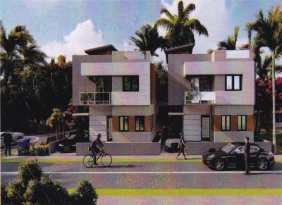Gallery Cover Image of 1342 Sq.ft 3 BHK Villa for buy in New Town for 3700000