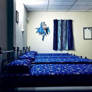 श्री सौदेसवारी नगर में स्टायार्ड पीजी फ़ॉर मेन के बेडरूम की तस्वीर