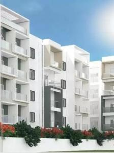 Gallery Cover Image of 1075 Sq.ft 2 BHK Apartment for buy in J P Nagar 8th Phase for 4300000