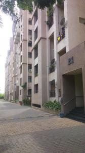Gallery Cover Image of 1250 Sq.ft 2 BHK Apartment for rent in Kharadi for 32000