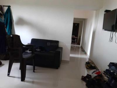Gallery Cover Image of 450 Sq.ft 1 RK Apartment for rent in Wakad for 8500