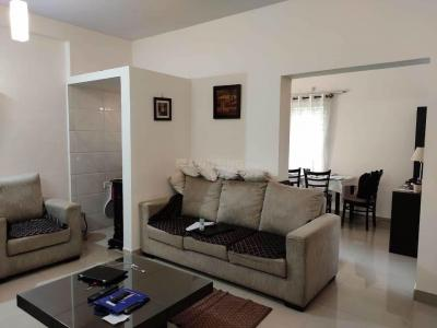 Gallery Cover Image of 1200 Sq.ft 2 BHK Apartment for rent in Indira Nagar for 45000