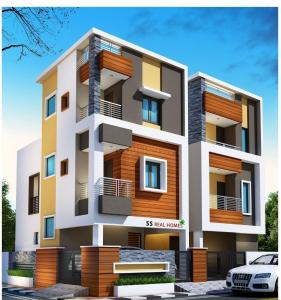 Gallery Cover Image of 1370 Sq.ft 3 BHK Independent House for buy in Pallavaram for 6800000