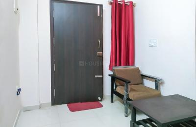 Gallery Cover Image of 600 Sq.ft 1 BHK Apartment for rent in Thanisandra for 15000