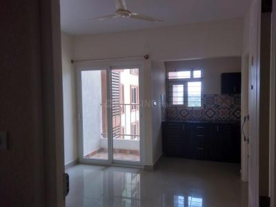 Gallery Cover Image of 416 Sq.ft 1 BHK Apartment for rent in Byadralli for 8900