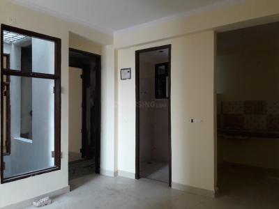 Gallery Cover Image of 500 Sq.ft 1 BHK Independent House for rent in Chhattarpur for 9000