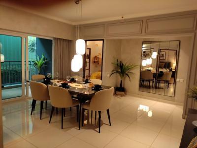 Gallery Cover Image of 1366 Sq.ft 2 BHK Apartment for buy in Brigade Citadel, Moti Nagar for 9300000