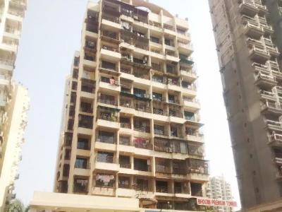 Gallery Cover Image of 1200 Sq.ft 2 BHK Apartment for rent in Bhoomi Premium Tower, Kharghar for 26000