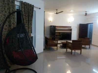Gallery Cover Image of 1790 Sq.ft 3 BHK Apartment for rent in Mapsko Royale Ville, Sector 82 for 30500