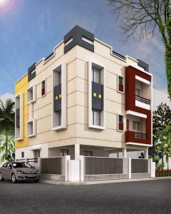 Gallery Cover Image of 1068 Sq.ft 3 BHK Apartment for buy in Sithalapakkam for 4150000