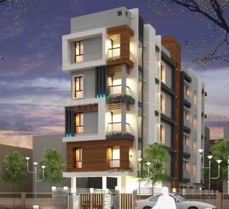 Gallery Cover Image of 1500 Sq.ft 3 BHK Apartment for buy in Kasba for 10500000
