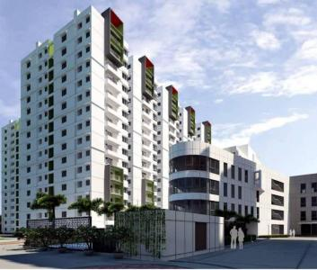 Gallery Cover Image of 1860 Sq.ft 3 BHK Apartment for buy in Nallagandla for 10042140