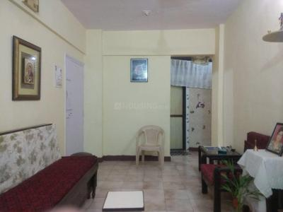 Gallery Cover Image of 600 Sq.ft 1 BHK Apartment for rent in Galaxy Villa, Vasai West for 10000