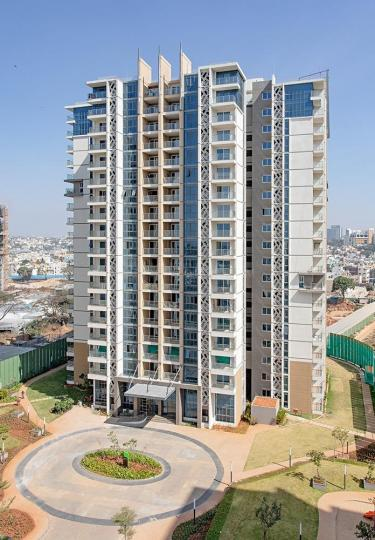 Building Image of 1365 Sq.ft 2 BHK Apartment for buy in Shapoorji Pallonji Parkwest Phase 2, Jagajeevanram Nagar for 12500000