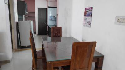 Dining Area Image of Rs Girls PG in Thaltej