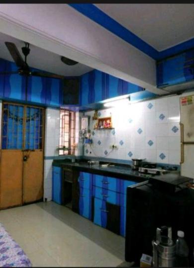 Kitchen Image of Hari PG Rooms in Kandivali West