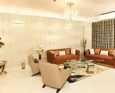 Gallery Cover Image of 1080 Sq.ft 2 BHK Apartment for buy in Saya Gold Avenue, Shipra Suncity for 8000000
