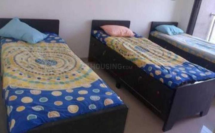 ठाणे वेस्ट में पीजी फॉर गर्ल्स में बेडरूम की तस्वीर