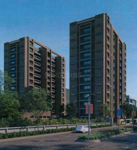 Gallery Cover Image of 3628 Sq.ft 4 BHK Apartment for buy in Aadarshraj Celestial Living, Thaltej for 30838000