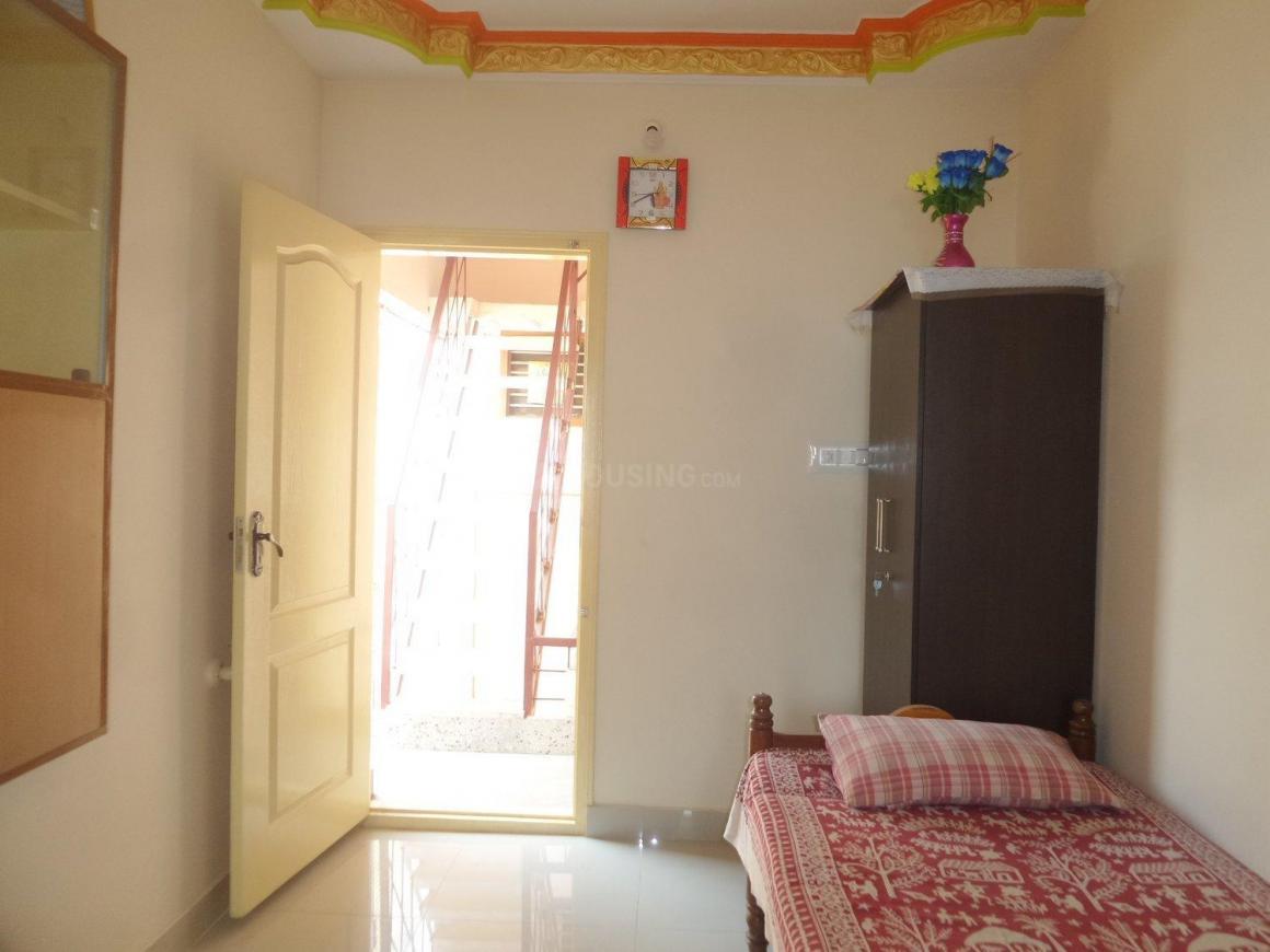 Bedroom Image of 200 Sq.ft 1 RK Apartment for rent in Banashankari for 10000
