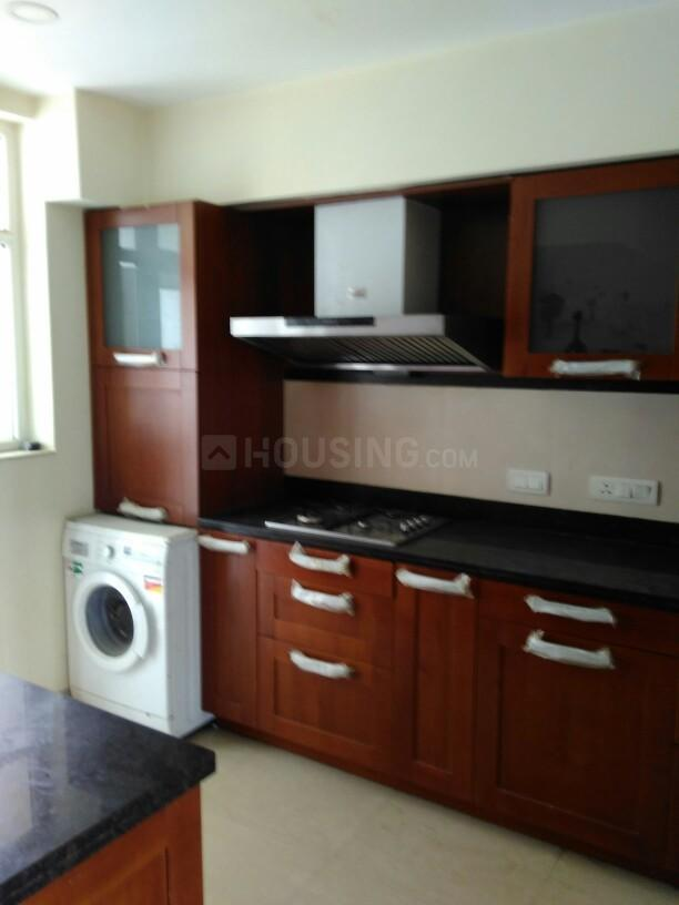 Kitchen Image of 2719 Sq.ft 3 BHK Apartment for buy in Sector 48 for 34000000