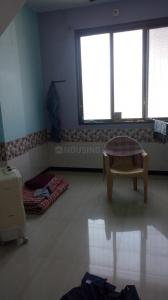 Gallery Cover Image of 600 Sq.ft 1 BHK Independent House for rent in Airoli for 20000