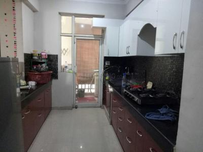 Gallery Cover Image of 1195 Sq.ft 2 BHK Apartment for rent in Paramount Symphony, Crossings Republik for 13000