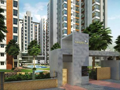 Gallery Cover Image of 1088 Sq.ft 2 BHK Apartment for rent in Jakkur for 23000