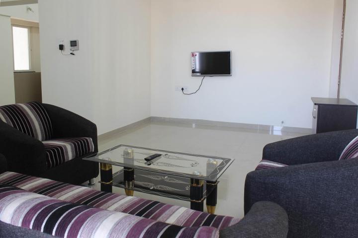 Living Room Image of PG 4642425 Hinjewadi in Hinjewadi