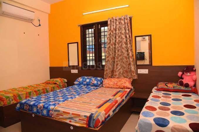Bedroom Image of Flora Mens PG in Tambaram