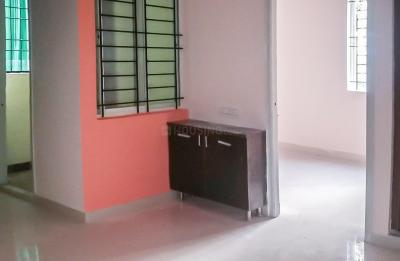 Gallery Cover Image of 600 Sq.ft 1 BHK Independent House for rent in Marathahalli for 19000