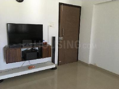 Living Room Image of 1566 Sq.ft 3 BHK Apartment for rent in Undri for 30000