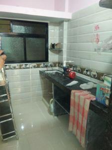 Gallery Cover Image of 300 Sq.ft 1 RK Apartment for rent in Kopar Khairane for 7500