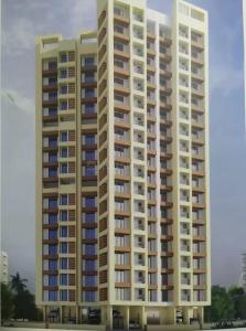 Gallery Cover Image of 570 Sq.ft 1 BHK Apartment for buy in Kasarvadavali, Thane West for 4313000