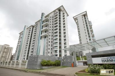 Gallery Cover Image of 1800 Sq.ft 3 BHK Apartment for rent in Kharghar for 45000