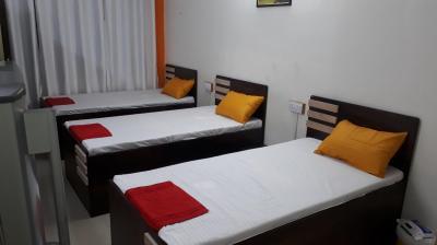 Bedroom Image of Soyo Stays in Viman Nagar