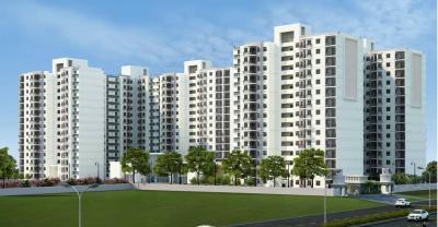 Gallery Cover Image of 1261 Sq.ft 3 BHK Apartment for buy in Akshaya Orlando, Kelambakkam for 4223000